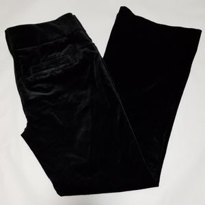 Banana Republic Martin Fit Velvet Boot Cut Pants